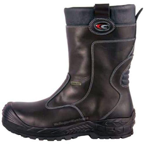 Cofra mens Gullveig S3 Gore-tex waterproof wide fit boot composite toe cap midsole